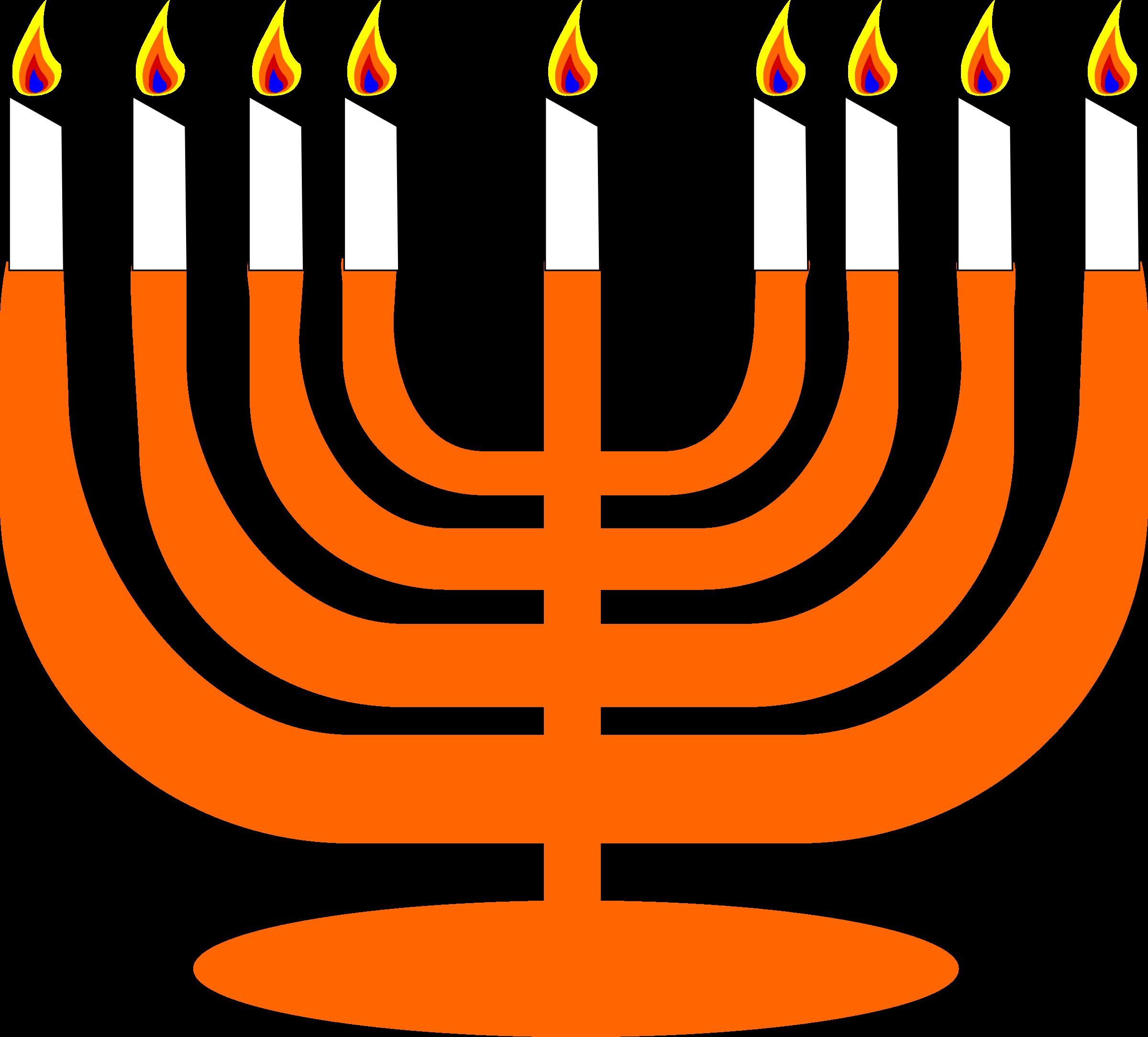 svg royalty free download Simple for hanukkah big. Menorah clipart svg.
