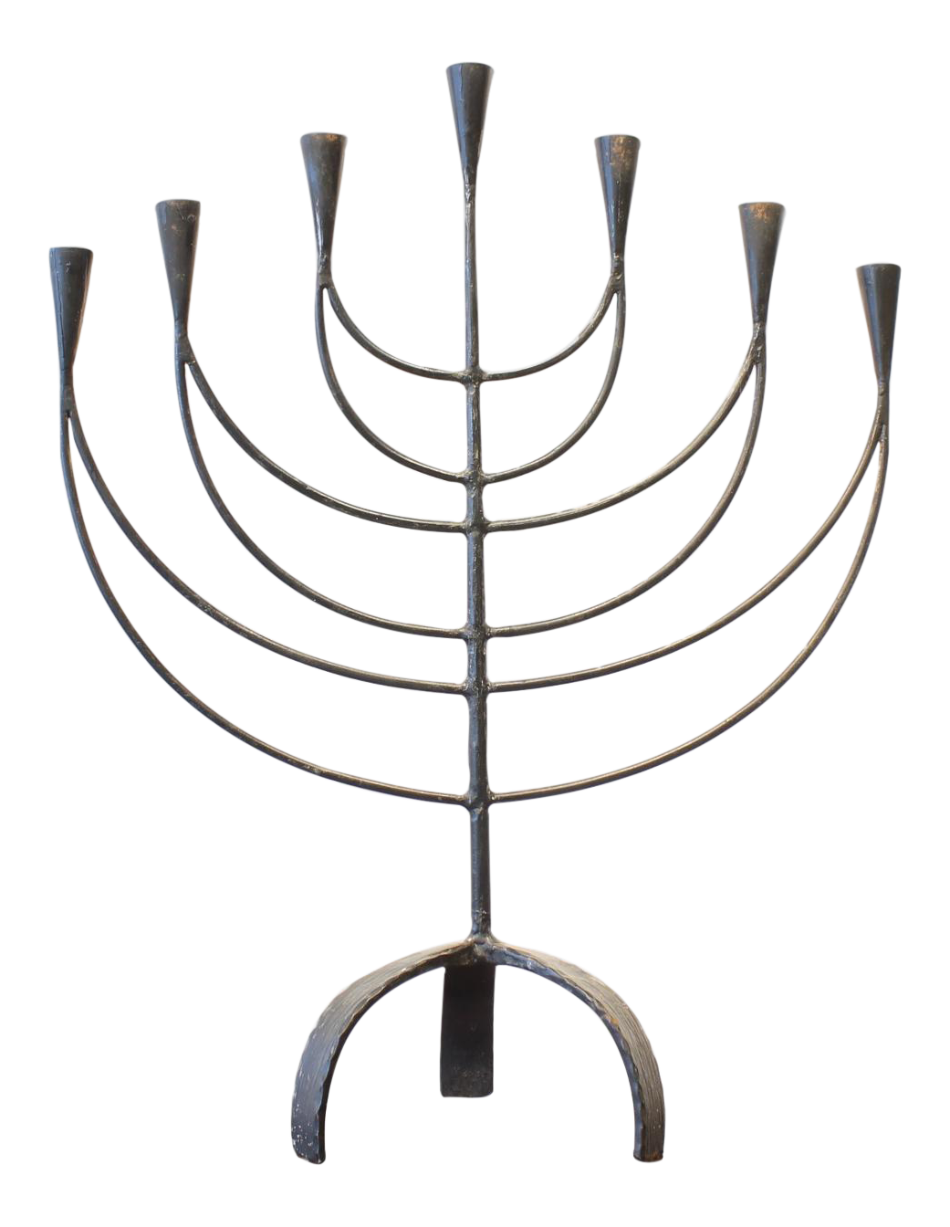 graphic freeuse download  candles candle holder. Menorah drawing easy