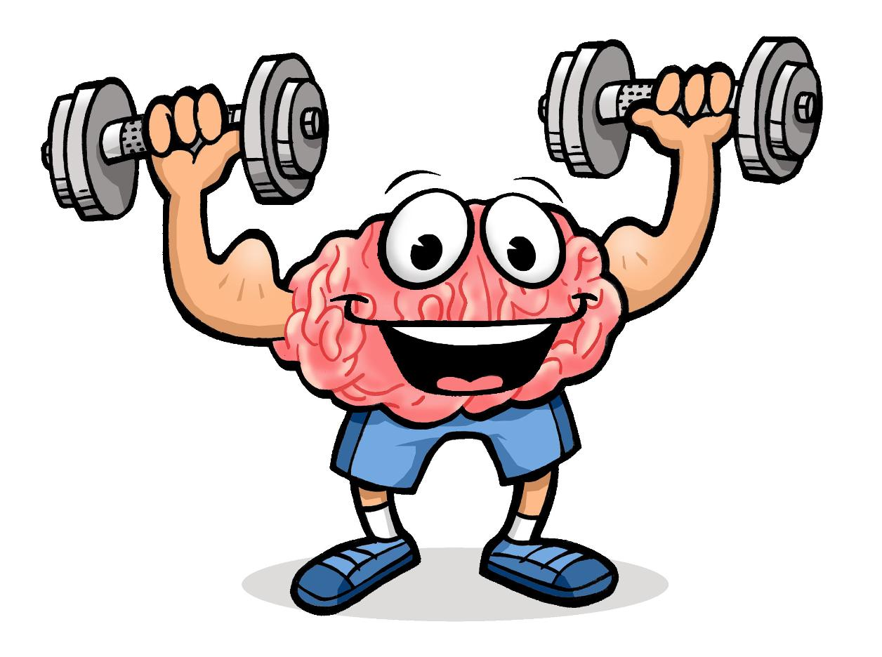 graphic transparent stock Mental clipart mental fitness. Clip art library .