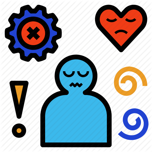 jpg stock Managerial psychology color by. Mental clipart psychosis.