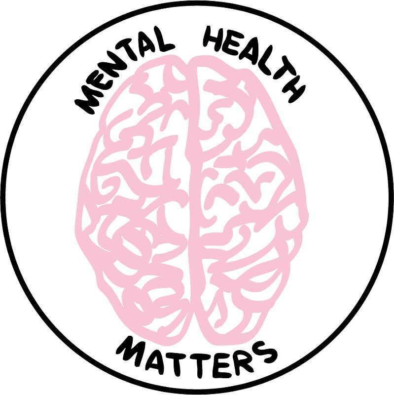 picture freeuse stock Health matters sticker by. Mental clipart transparent tumblr.