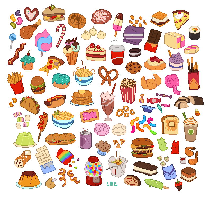 picture library download Mental clipart transparent tumblr. Food vocabulary mapa.