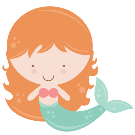 clip free download Mermaid SVG Miss Kate Cuttables