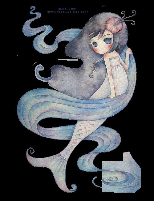 png freeuse library drawing mermaid fantasy #95164594