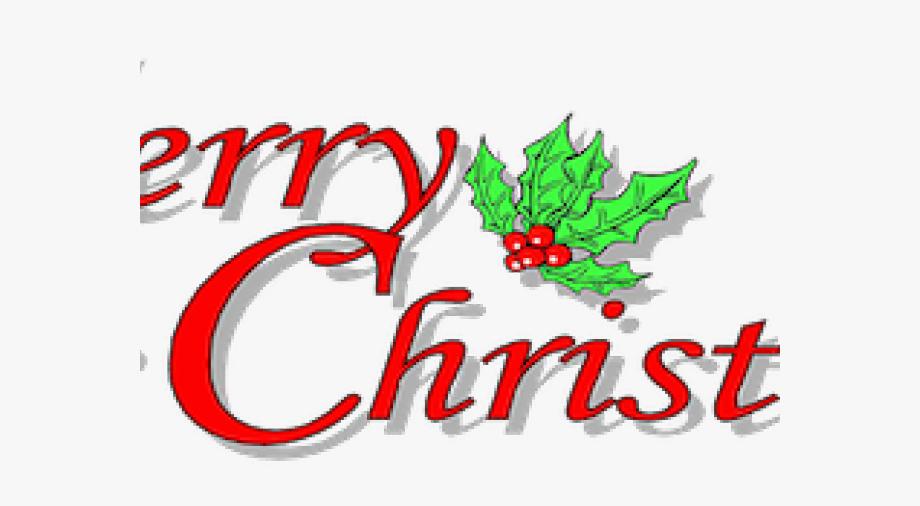 transparent Merry clipart. Christmas dinner clip art.
