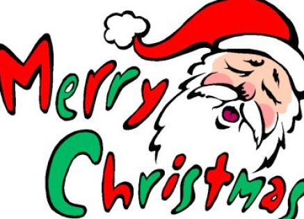 png royalty free download Free christmas clip art. Merry clipart.