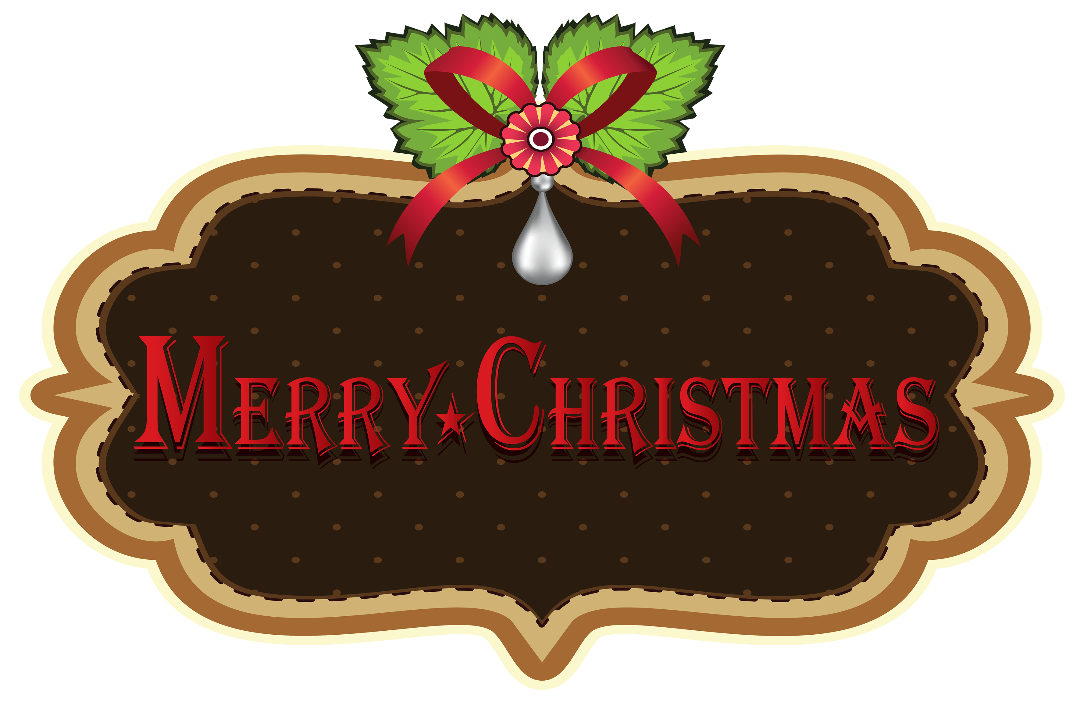 png black and white stock Label clipart png. Merry christmas best web.