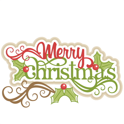 banner freeuse Merry clipart copyright free. Christmas title on dumielauxepices.