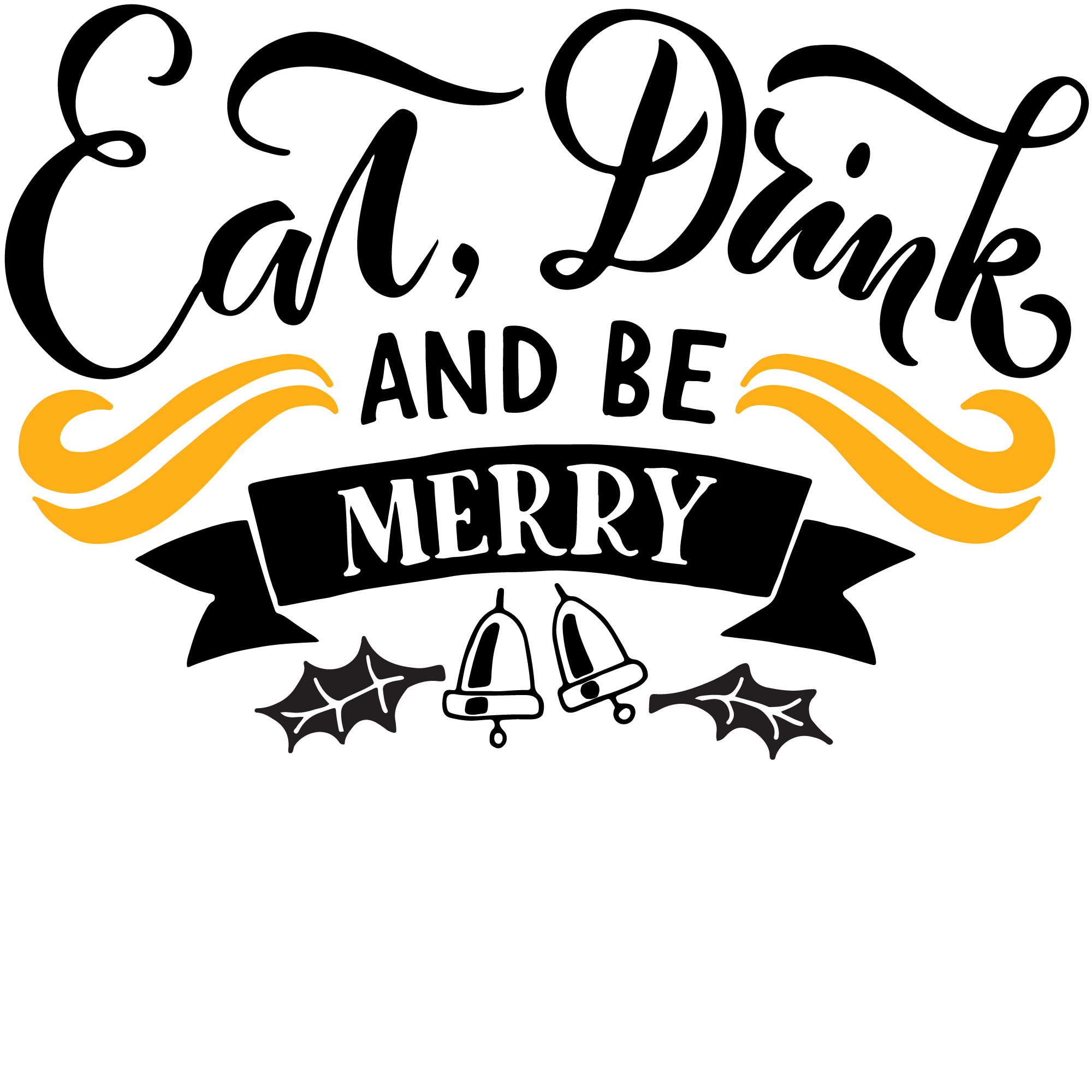 vector transparent stock Eat and be discover. Merry clipart drink.