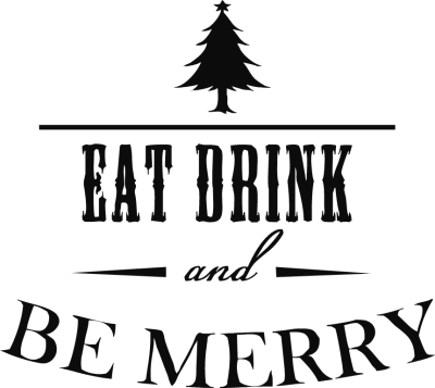 clip library Be . Merry clipart drink.