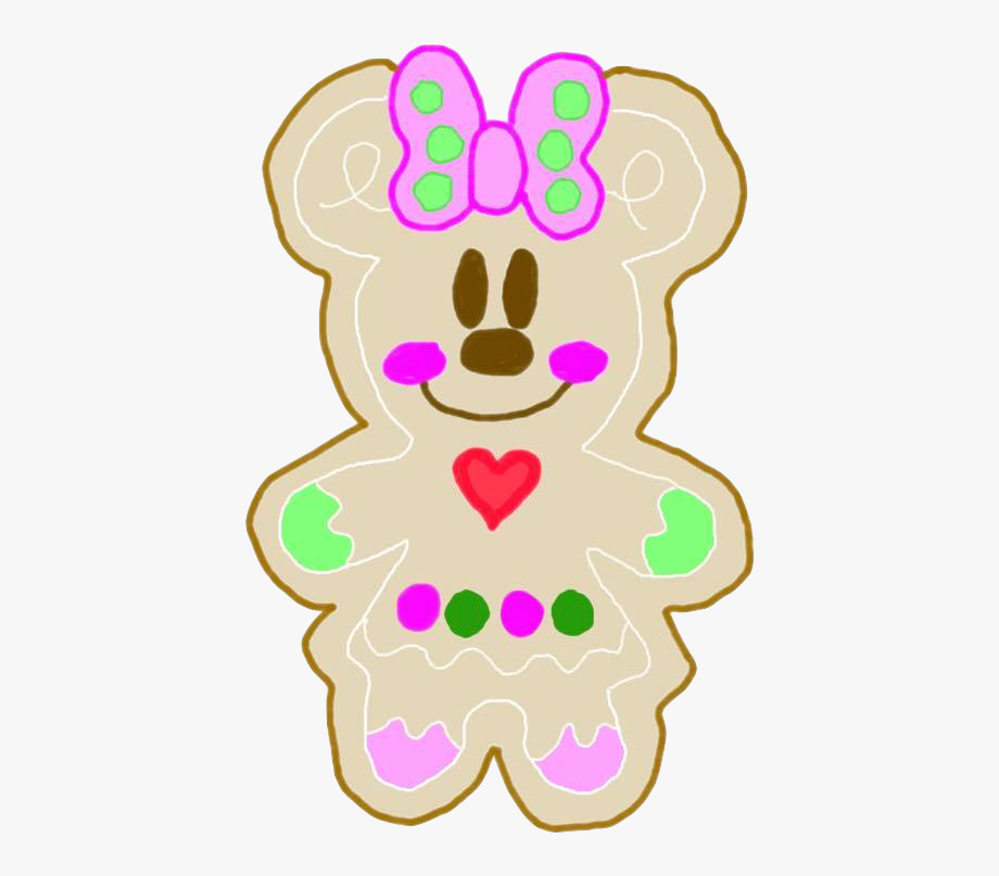 graphic free stock Christmas illustration cliparts . Merry clipart gingerbread