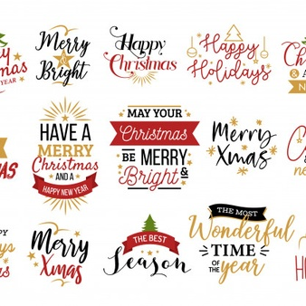 vector black and white download Christmas x free clip. Merry clipart rustic.