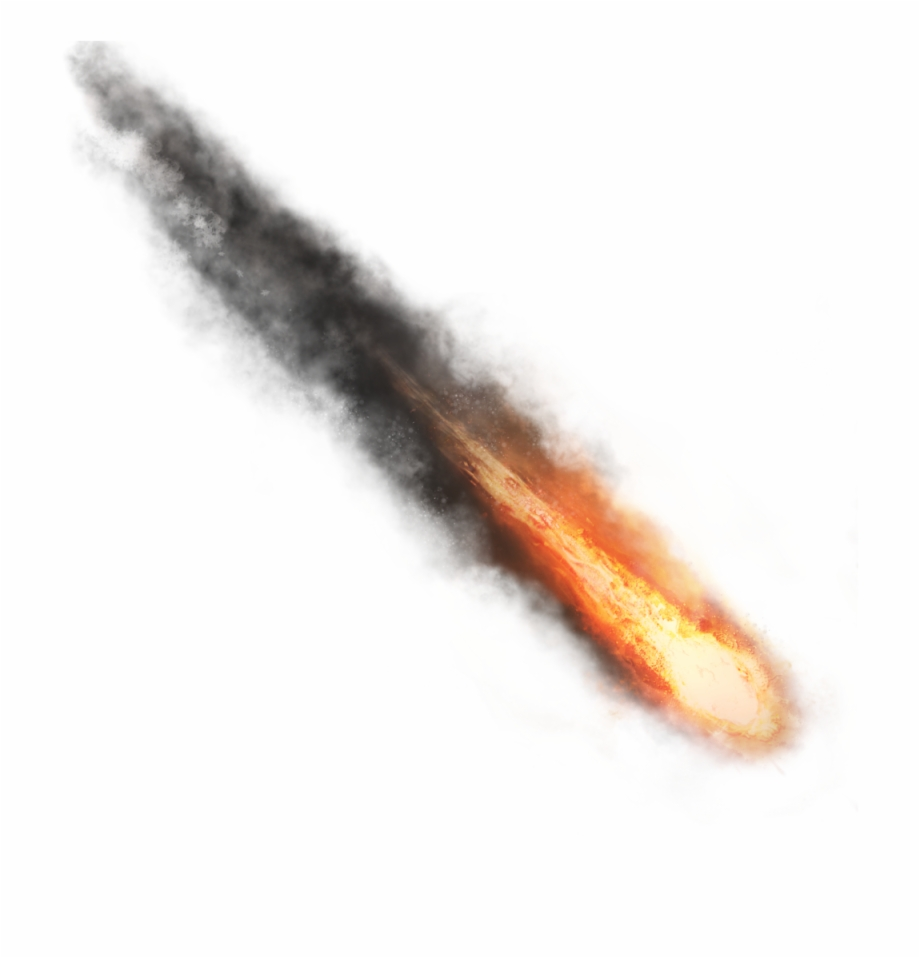 svg free library Meteor transparent. Image library stock flaming