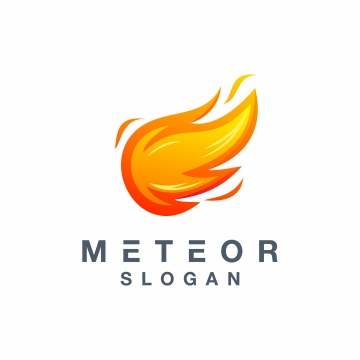clip library Meteor vector. Free download shower meteors