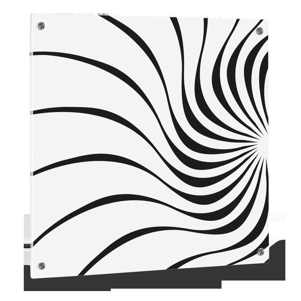 clip free Cognosco fotokunst design aus. Method drawing op art.