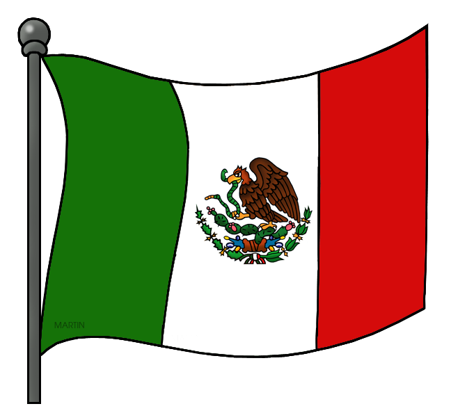 jpg freeuse library Mexican Flag Clipart at GetDrawings