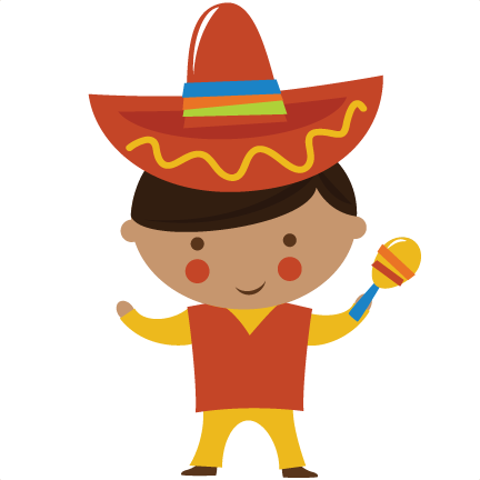 clip freeuse stock  collection of clipart. Mexican transparent boy