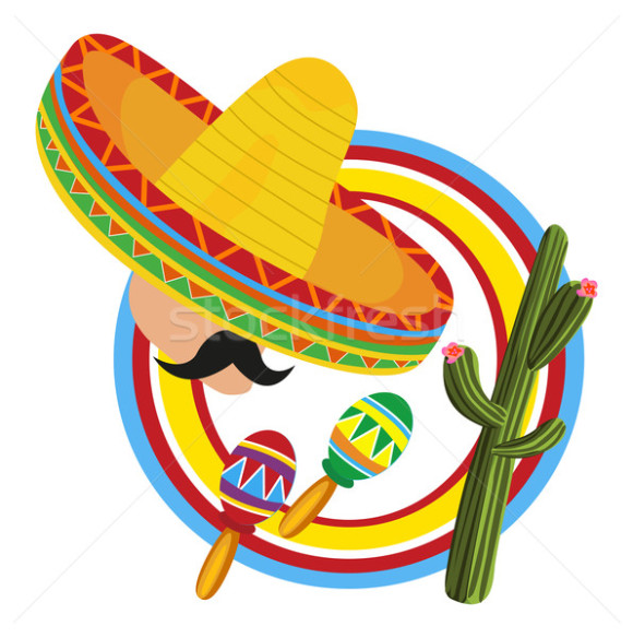 clip royalty free download Mexican clipart. Charro clip art library.
