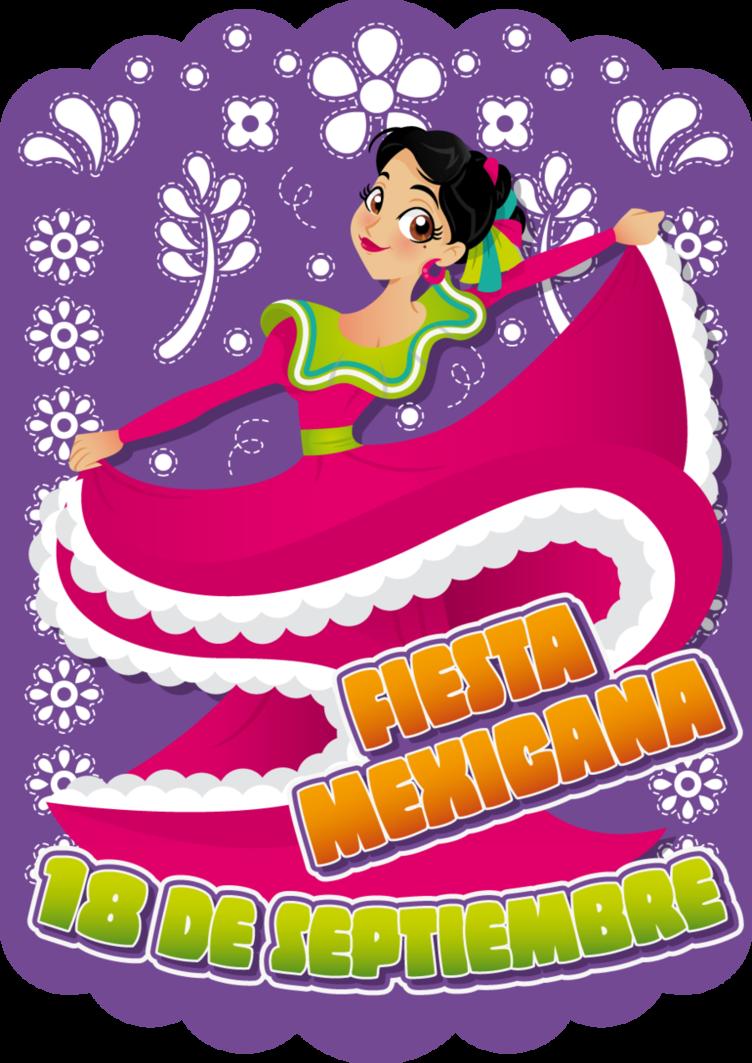 clip art black and white Mexican clipart invitation. Party cinco de mayo.