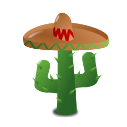 svg transparent download Free themed clip art. Mexican clipart invitation.