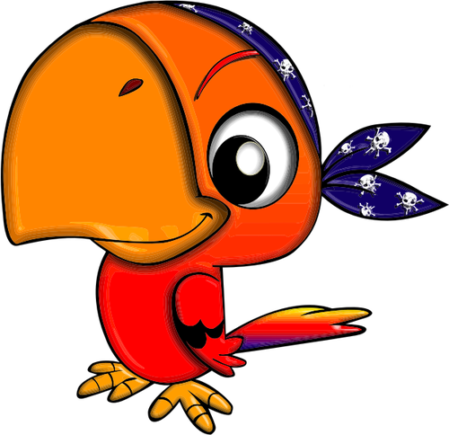 banner freeuse Free on dumielauxepices net. Mexican clipart parrot.