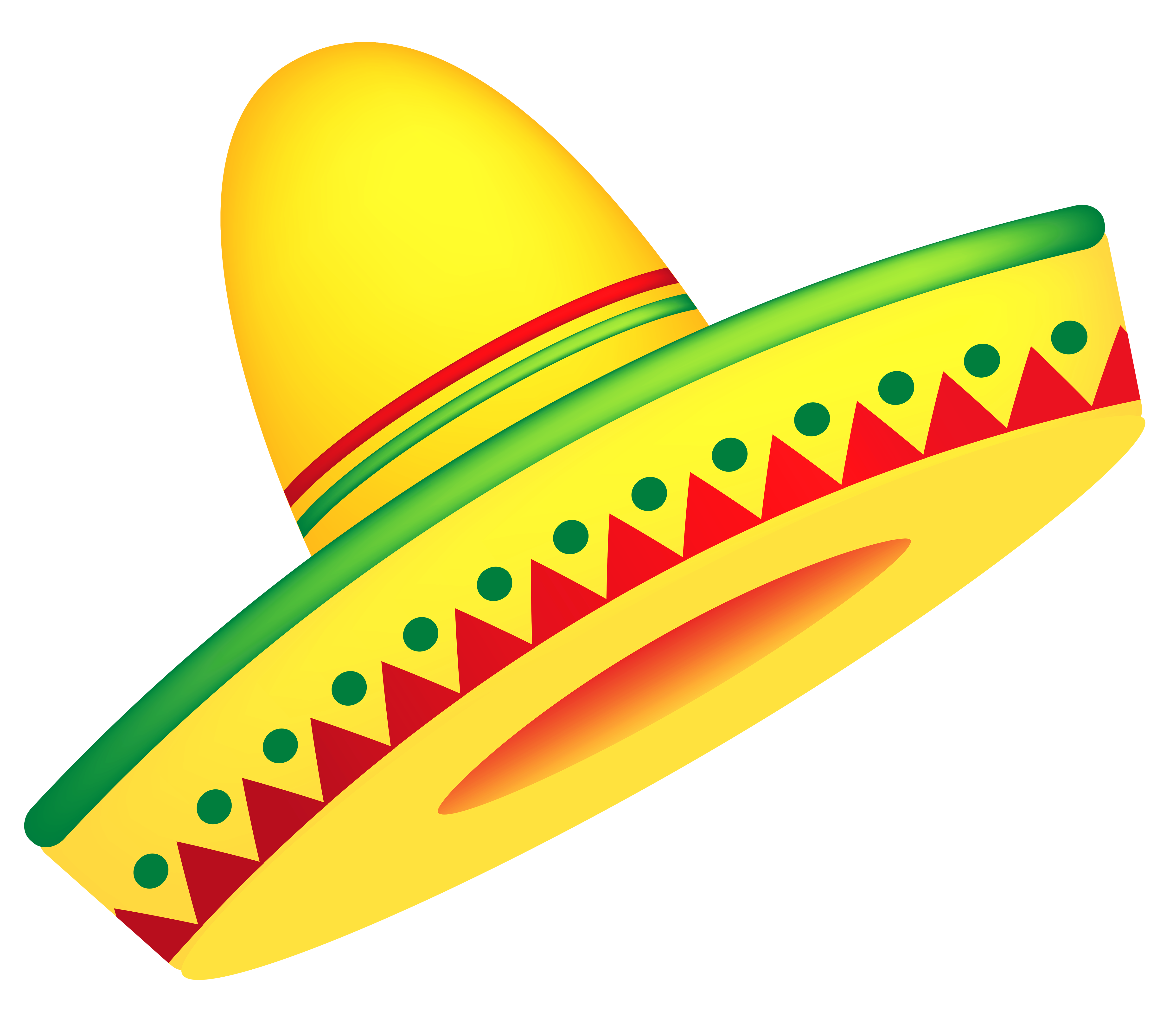 clip art black and white Sombrero png clipart gallery. Mexican vector thing