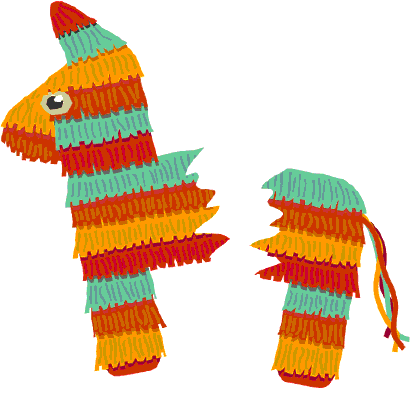 png transparent stock About lily a cook. Mexican pinata clipart.