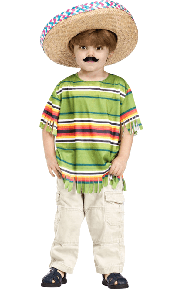 png transparent download Mexican transparent boy. Child costume jokers masquerade