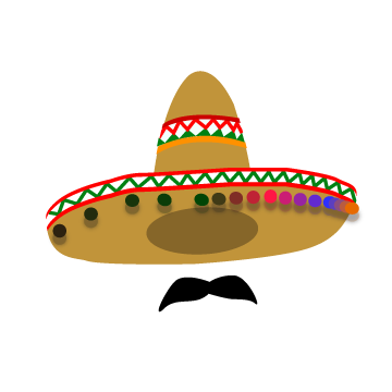 clip art free library Mexican for united nation. Vector costume person philippines