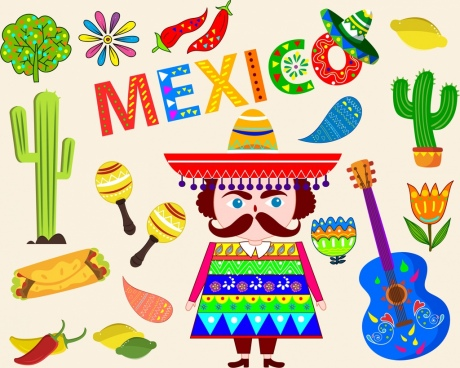 graphic freeuse Mexican vector. Mexico free download for
