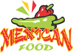clip art stock Mexican Food Logo Vector