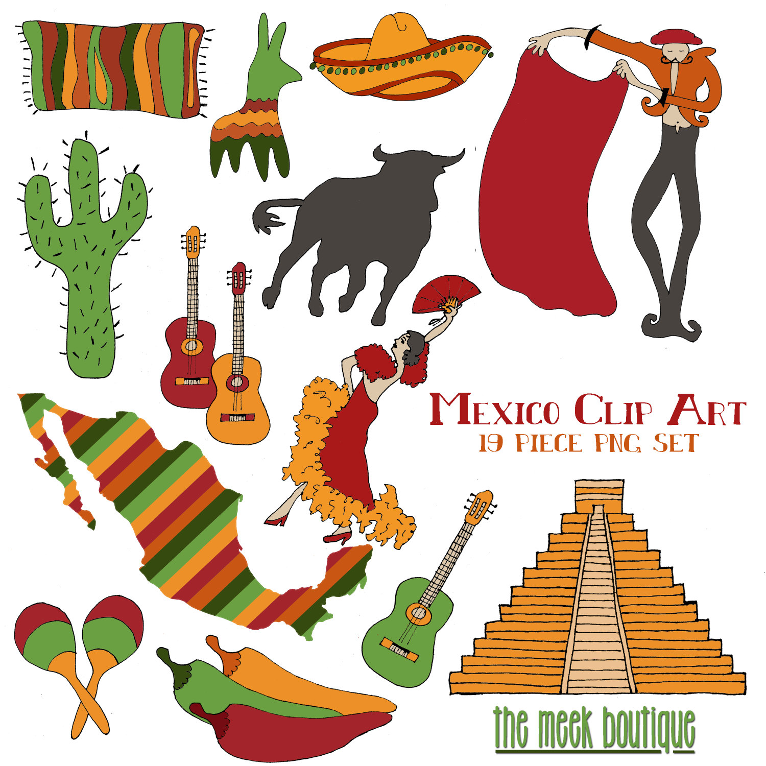 banner free library Mexico clipart. Mexican clip art free.