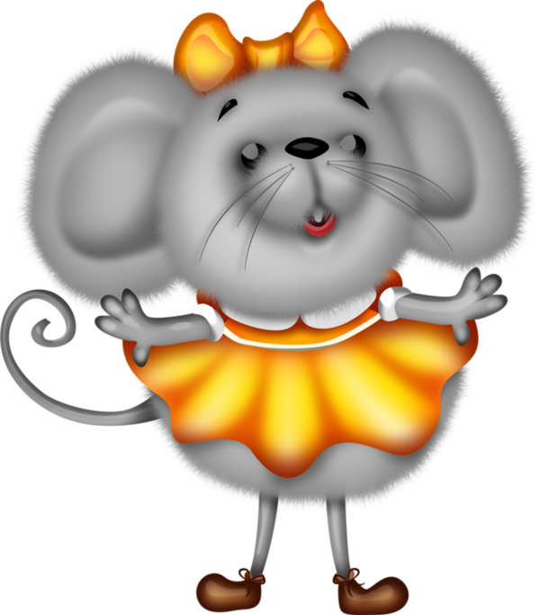 free stock Writer clipart unfinished work. Tubes souris pinterest mice.