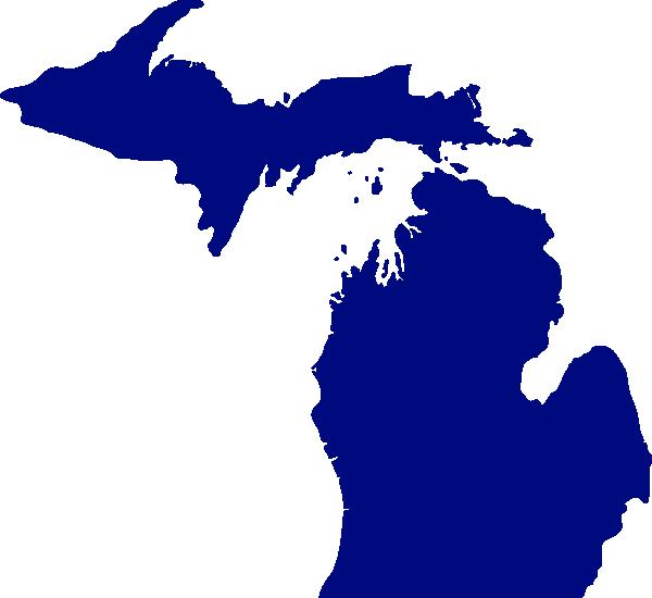 clip free Michigan clipart. State of clip art.