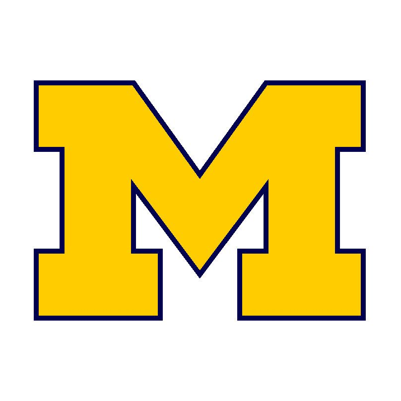 clip art Michigan clipart logo. Images of the wolverines.