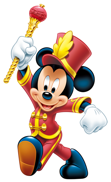 clip art transparent library Mickey Mouse