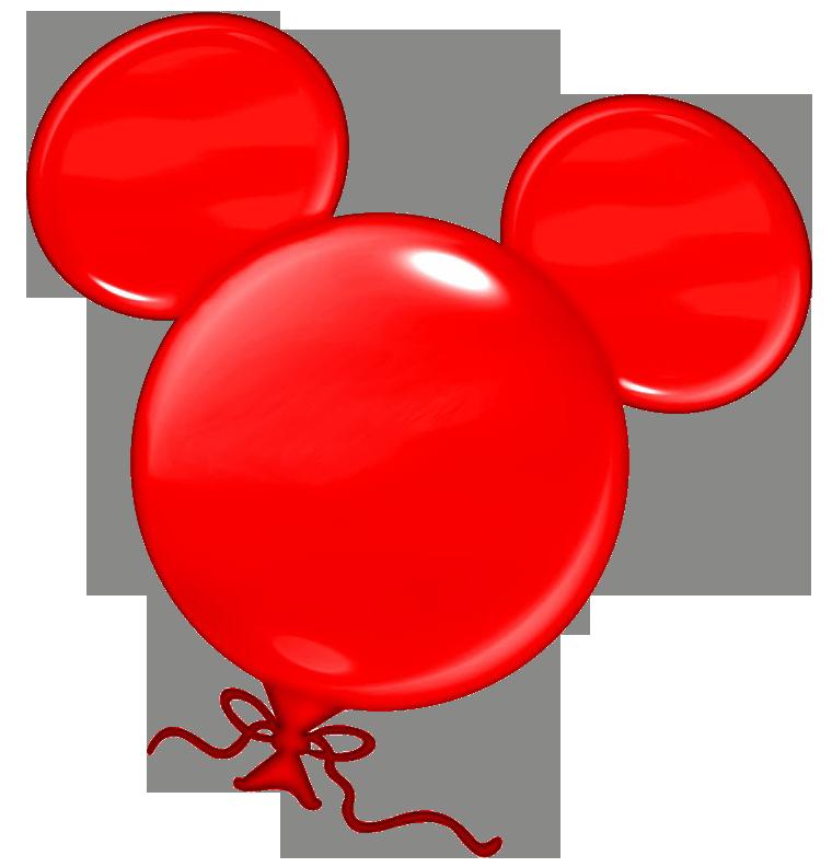 svg freeuse stock Mickey Balloon