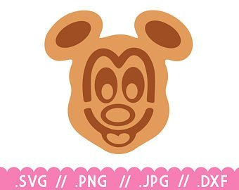vector royalty free download Portal . Mickey waffle clipart