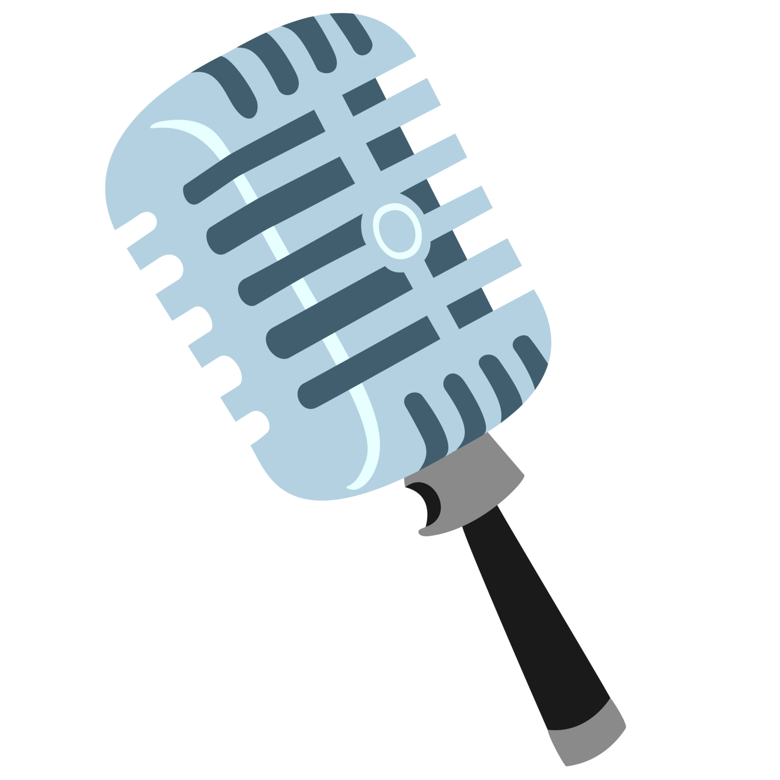 image transparent Microphone clipart. Simple free on dumielauxepices.
