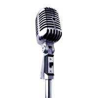 png library download Microphone clipart sparkle. Download mic free png.