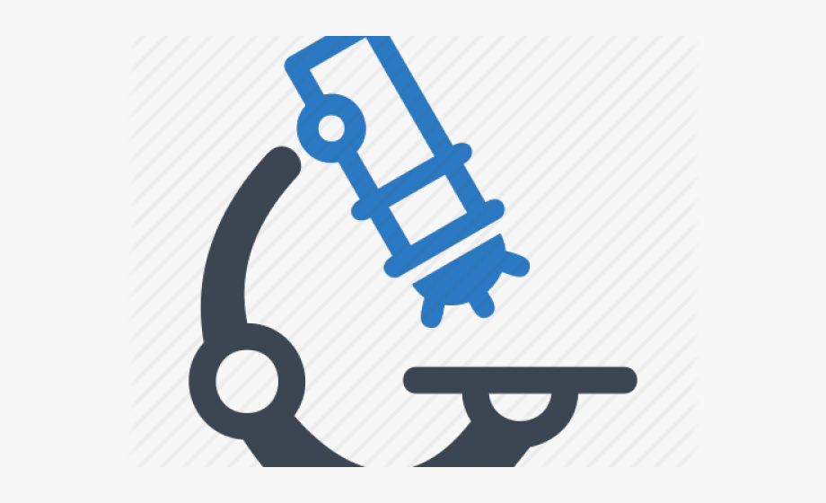 banner freeuse download Microscope clipart pathologist. Pathology scientist researchers icon