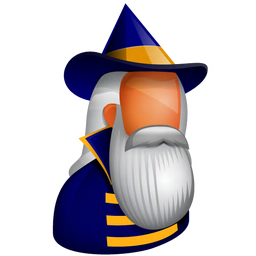 svg transparent library Icon free large boss. Microsoft clipart bad wizard.