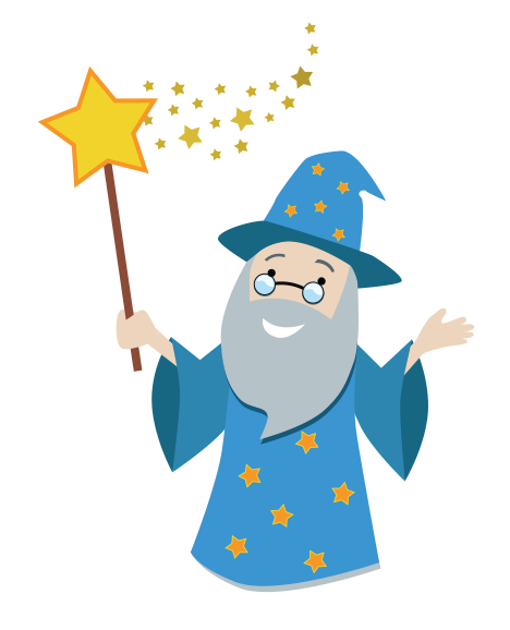 png free download  collection of word. Microsoft clipart bad wizard.