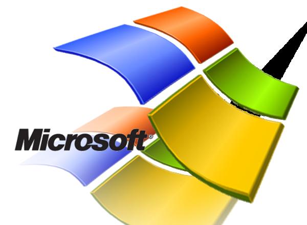 clip library Microsoft Logo Clipart