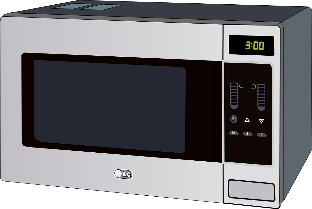 picture freeuse Becoming less reliant on. Microwave clipart