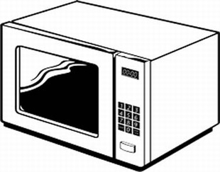 png library Free download best on. Microwave clipart