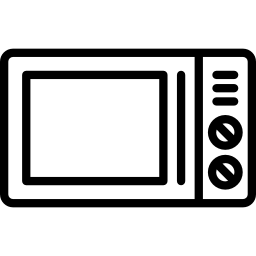picture library Microwave Oven Icon