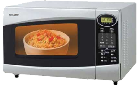 svg freeuse download Oven png mart. Microwave clipart pretty.