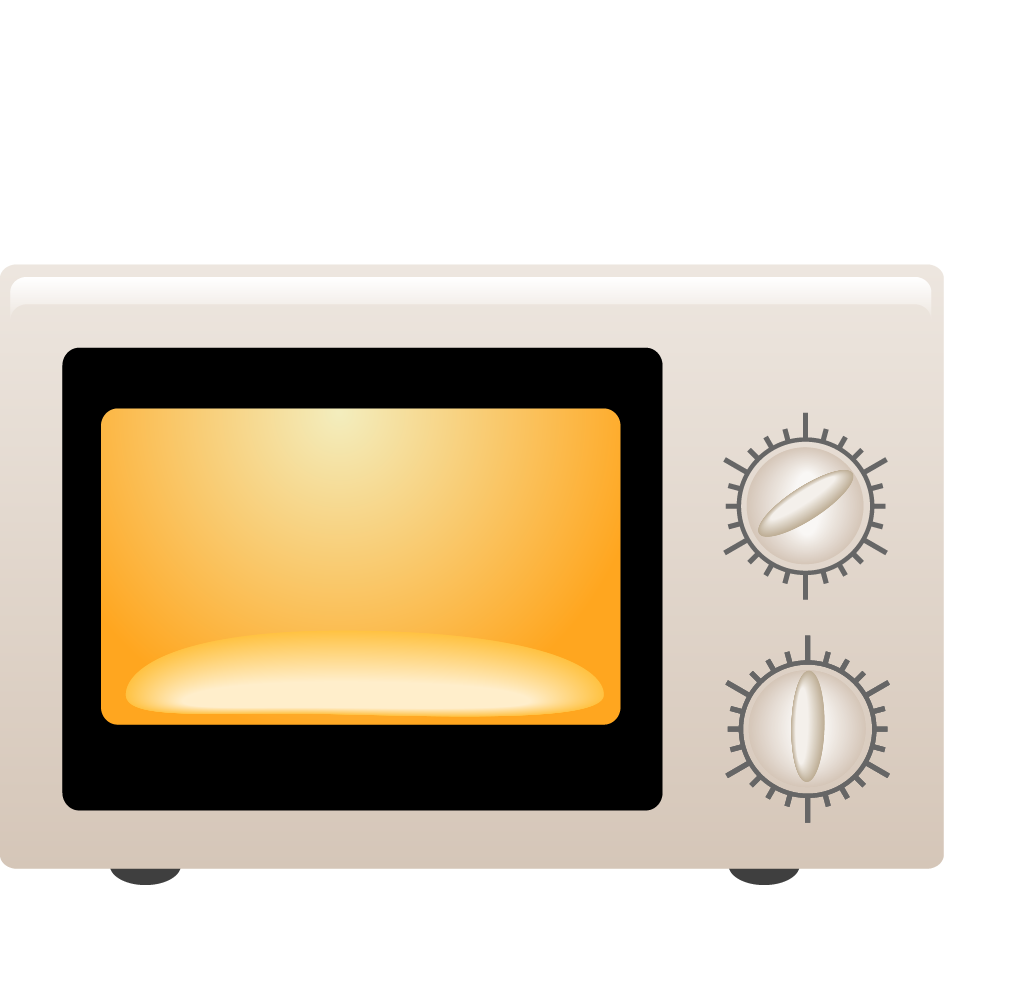 clip art royalty free Home appliance Microwave oven Drawing
