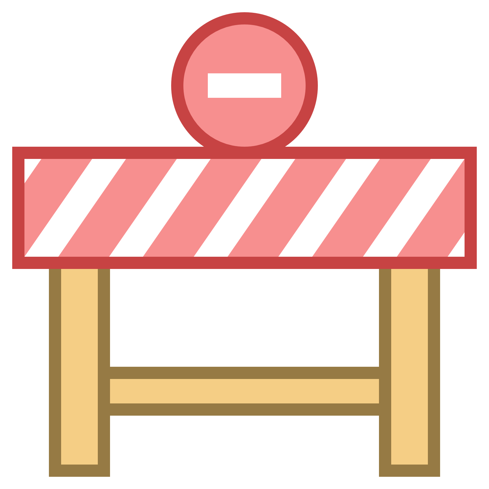 image transparent stock Middle clipart roadblock. Road block images gallery.